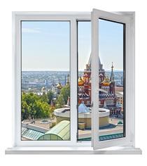 Окно ПВХ из профиля VEKA WHS60